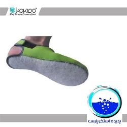 کفش تمیزکننده استخر