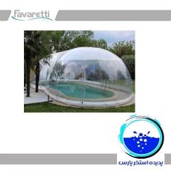 روکش استخر سری Cristal Ball