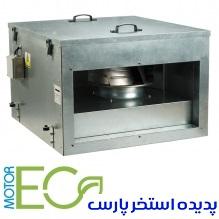 فن مستطیلی Box-I EC