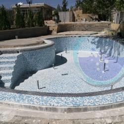ساخت استخر شیراز