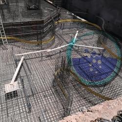ساخت استخر جکوزی سونا